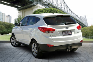 2012 Hyundai ix35 LM MY12 Active White 6 Speed Sports Automatic Wagon