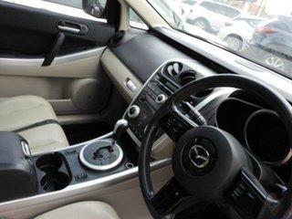 2008 Mazda CX-7 ER1031 MY07 Luxury Burgundy 6 Speed Sports Automatic Wagon