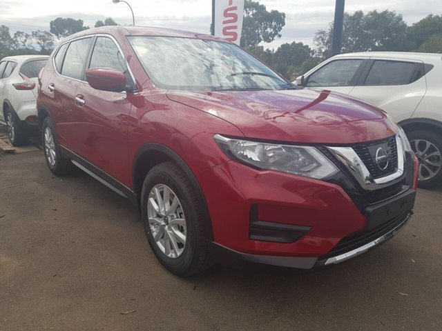 New Nissan X-Trail T32 Series II ST X-tronic 2WD, 2019 Nissan X-Trail T32 Series II ST X-tronic 2WD Ruby Red 7 Speed Constant Variable Wagon