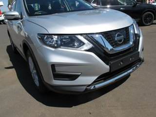 2019 Nissan X-Trail T32 Series 2 ST (2WD) Brilliant Silver Continuous Variable Wagon