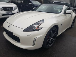2018 Nissan 370Z Z34 MY18 Shiro White 7 Speed Automatic Roadster