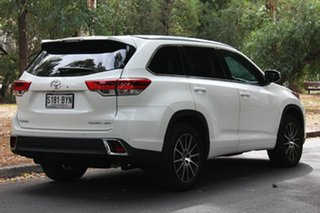 2018 Toyota Kluger GSU55R GXL AWD Crystal Pearl 8 Speed Sports Automatic Wagon
