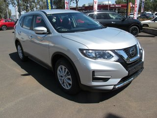 2019 Nissan X-Trail T32 Series 2 ST (2WD) Brilliant Silver Continuous Variable Wagon.