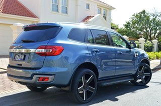 2018 Ford Everest UA II 2019.00MY Trend 4WD Blue Reflex 10 Speed Sports Automatic Wagon.
