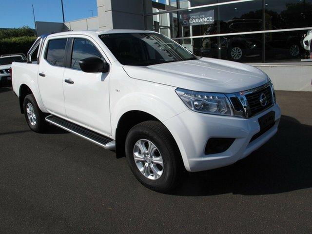 Demo Nissan Navara D23 S3 Silverline, 2018 Nissan Navara D23 S3 Silverline Polar White 7 Speed Sports Automatic Utility