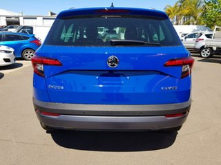 2018 Skoda Karoq NU MY18 110TSI FWD Blue 6 Speed Manual Wagon