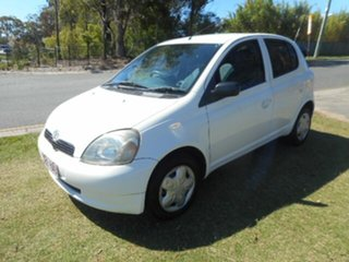 2003 Toyota Echo NCP10R 4 Speed Automatic Hatchback.