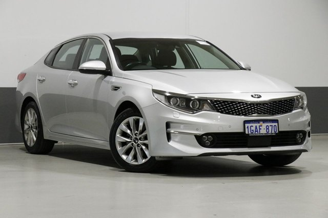Used Kia Optima JF MY16 SI, 2016 Kia Optima JF MY16 SI Grey 6 Speed Automatic Sedan