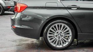 2013 BMW 318d F30 Luxury Line Grey 8 Speed Automatic Sedan