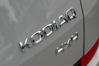 2021 Skoda Kodiaq NS MY21 132TSI DSG Sportline Steel Grey 7 Speed Sports Automatic Dual Clutch Wagon