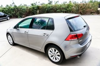 2013 Volkswagen Golf VII 90TSI DSG Comfortline Limestone Grey 7 Speed Sports Automatic Dual Clutch.