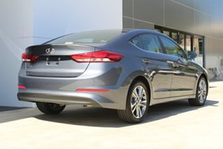 2018 Hyundai Elantra AD MY18 Elite Iron Gray 6 Speed Automatic Sedan