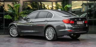 2013 BMW 318d F30 Luxury Line Grey 8 Speed Automatic Sedan.