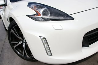 2021 Nissan 370Z Z34 MY18 (5Yr) Ivory Pearl 7 Speed Automatic Coupe.
