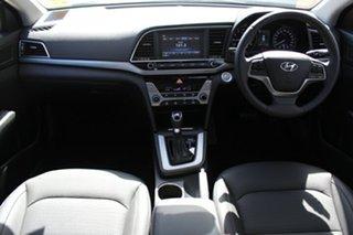 2018 Hyundai Elantra AD MY18 Elite Iron Gray 6 Speed Automatic Sedan.