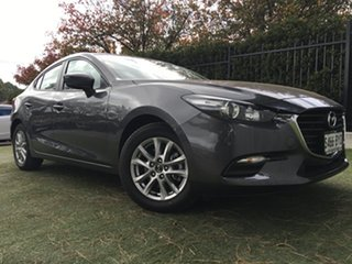 2018 Mazda 3 BN5278 Neo SKYACTIV-Drive Sport Grey 6 Speed Sports Automatic Sedan.