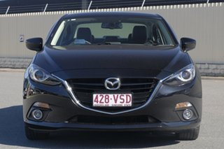 2015 Mazda 3 BM5238 SP25 SKYACTIV-Drive GT Jet Black 6 Speed Sports Automatic Sedan