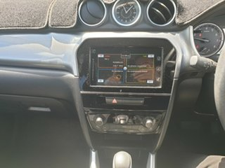 2017 Suzuki Vitara LY RT-S 2WD Silver 6 Speed Sports Automatic Wagon
