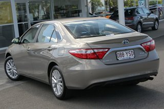 2015 Toyota Camry AVV50R Atara SL Bronze 1 Speed Constant Variable Sedan Hybrid.