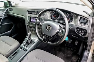 2013 Volkswagen Golf VII 90TSI DSG Comfortline Limestone Grey 7 Speed Sports Automatic Dual Clutch