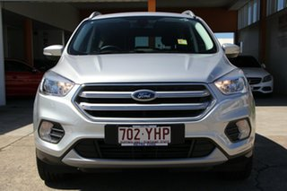 2018 Ford Escape ZG 2018.00MY Trend AWD Silver 6 Speed Sports Automatic Wagon