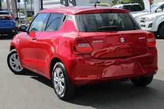 2021 Suzuki Swift AZ Series II GL Burning Red 1 Speed Constant Variable Hatchback.