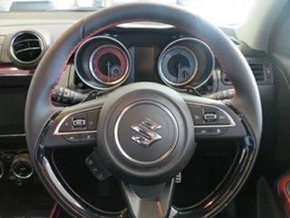 2018 Suzuki Swift MY18 Sport Grey 6 Speed Automatic Hatchback