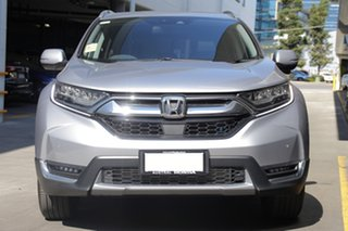 2018 Honda CR-V RW MY19 VTi-LX 4WD Lunar Silver 1 Speed Constant Variable Wagon