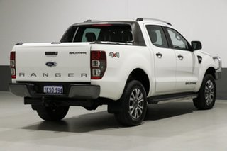 2015 Ford Ranger PX MkII Wildtrak 3.2 (4x4) White 6 Speed Automatic Dual Cab Pick-up
