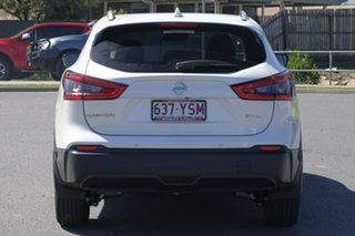 2018 Nissan Qashqai J11 Series 2 ST-L X-tronic Ivory Pearl 1 Speed Constant Variable Wagon