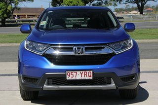 2018 Honda CR-V RW MY19 Vi FWD Blue 1 Speed Constant Variable Wagon