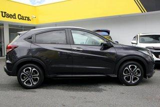 2017 Honda HR-V MY17 VTi-L Grey 1 Speed Constant Variable Hatchback.