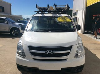 2013 Hyundai iLOAD TQ2-V MY13 Crew Cab White 5 Speed Automatic Van