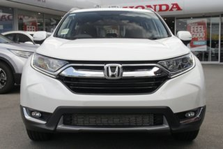 2019 Honda CR-V RW MY19 VTi-S 4WD White Orchid 1 Speed Constant Variable Wagon