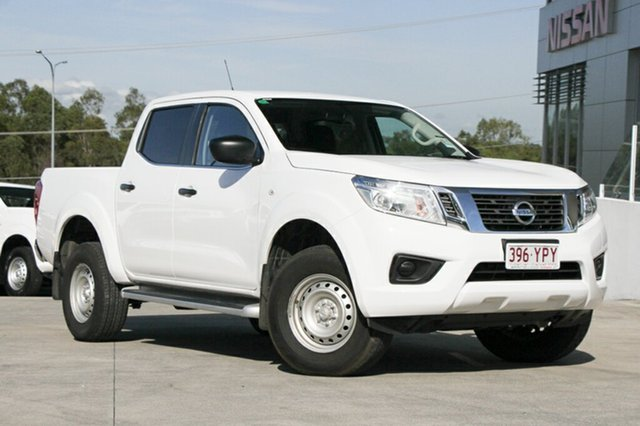 Used Nissan Navara D23 S3 SL, 2018 Nissan Navara D23 S3 SL White 7 Speed Sports Automatic Utility