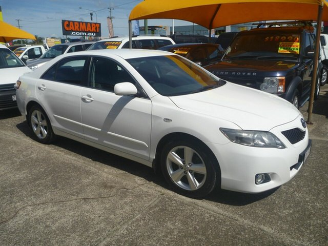 Used Toyota Camry ACV40R Touring Morayfield, 2011 Toyota Camry ACV40R Touring White 5 Speed Automatic Sedan
