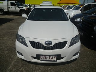 2011 Toyota Camry ACV40R Touring White 5 Speed Automatic Sedan
