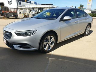 2017 Holden Commodore ZB MY18 LT Liftback Silver 9 Speed Sports Automatic Liftback