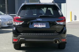 2018 Subaru Forester S5 MY19 2.5i-L CVT AWD Crystal Black 7 Speed Constant Variable Wagon