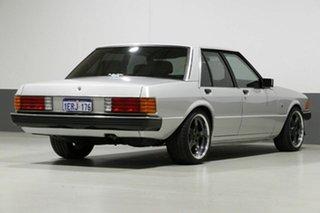 1982 Ford Fairmont XE Ghia Silver 3 Speed Automatic Sedan