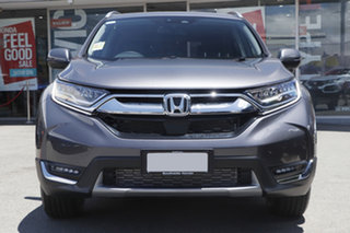 2018 Honda CR-V RW MY19 VTi-LX 4WD Modern Steel 1 Speed Constant Variable Wagon