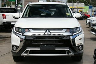2020 Mitsubishi Outlander ZL MY20 Exceed AWD White 6 Speed Constant Variable Wagon