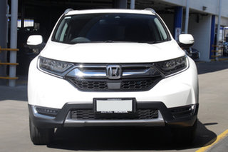 2018 Honda CR-V RW MY19 VTi-LX 4WD White Orchid 1 Speed Constant Variable Wagon