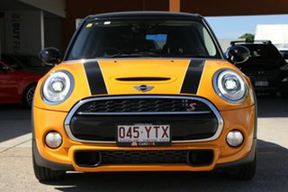 2015 Mini Coupe R58 Cooper S Orange 6 Speed Sports Automatic Coupe