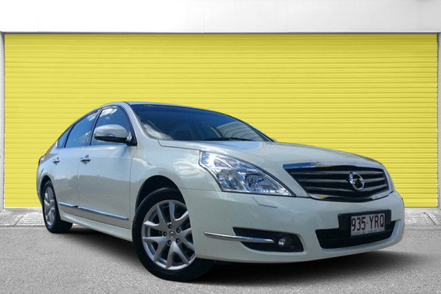 Used Nissan Maxima J32 350 X-tronic ST-S, 2010 Nissan Maxima J32 350 X-tronic ST-S White 6 Speed Constant Variable Sedan