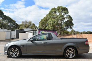 2012 Holden Ute VE II MY12 SS Grey 6 Speed Manual Utility