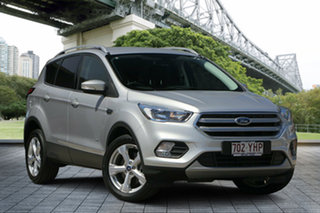 2018 Ford Escape ZG 2018.00MY Trend AWD Silver 6 Speed Sports Automatic Wagon.