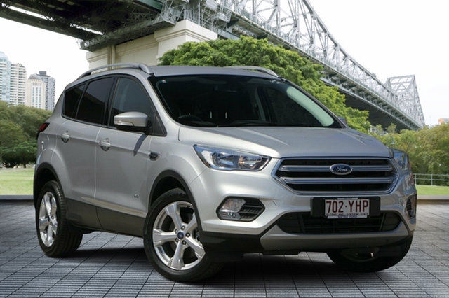 Used Ford Escape ZG 2018.00MY Trend AWD, 2018 Ford Escape ZG 2018.00MY Trend AWD Silver 6 Speed Sports Automatic Wagon