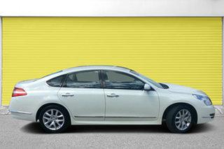2010 Nissan Maxima J32 350 X-tronic ST-S White 6 Speed Constant Variable Sedan.