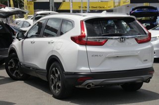 2019 Honda CR-V RW MY20 VTi-S 4WD Platinum White 1 Speed Constant Variable Wagon.